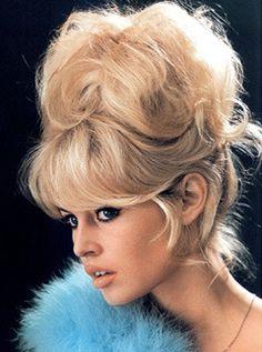 Brigitte Bardot Bouffant