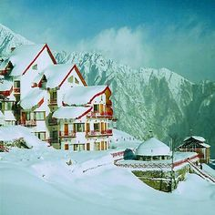 Go To Travel - Auli Hill Station India