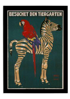 Munich Zebra