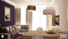 mieszkanie Wrocław - zdjęcie od TAKE [DESIGN] - Salon - Styl Nowoczesny - TAKE [DESIGN]
