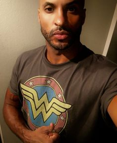 Ricky Whittle, Whittling, Mans World, Marvel Comics, Mens Tops, T Shirt, Otp, Fictional Characters, Comic Con