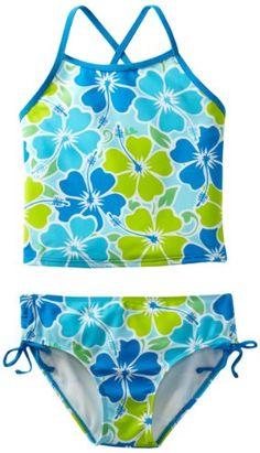 Kanu Surf Girls 7-16 Florence Tankini - List price: $33.00 Price: $22.00 + Free Shipping