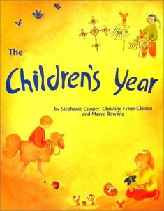 The Children's Year: Crafts & Clothes for Children and Parents to Make by Stephanie Cooper.