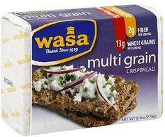 $.75 Wasa Crackers Printable Coupon on http://www.couponingfor4.net