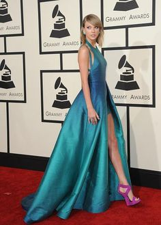 Taylor Swift <3 - 2015 Grammys Red Carpet