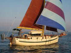 SV Elizabeth [image courtesy of Ben Eriksen] ... a near-perfect boat ...