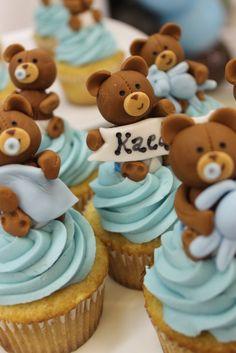 Teddy Bear shower | CatchMyParty.com