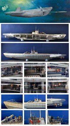 U-Boat type VIIc
