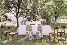 #gartenhochzeit #gardenwedding Elegante Gartenhochzeit mit Vintage Flair in zartem Pastell | Hochzeitsblog - The Little Wedding Corner