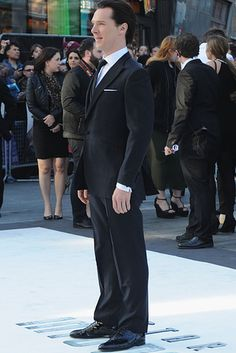 His precise height is 6 feet and 1/2 inch tall. | 16 Facts Every Cumberbabe Should Know