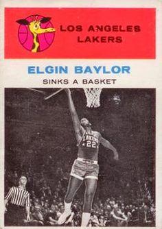 0de33f0e4fe 12 Best Elgin Baylor images | Elgin Baylor, Basketball, Basketball ...