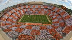University Of Tennessee Stadium | ... Stadium has the #1 field in the nation while Tennessee's fan base is