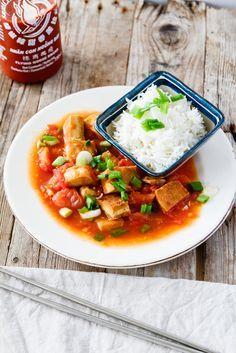 Vietnamesischer Tomaten-Tofu - eat-this.org
