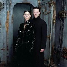 """Keanu Reeves & Carrie-Anne Moss Trinity and Neo in """"Matrix"""" Keanu Reeves Young, Keanu Charles Reeves, Keanu Reeves Matrix, The Matrix Movie, Suicide Squad, Matrix Reloaded, Carrie Anne Moss, Tv Star, Keanu Reaves"""