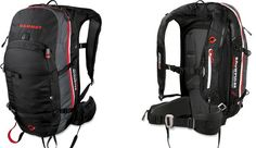 Mammut Pro Protection Airbag Pack 35L - Back And Front Backpack View http://coolpile.com/sports-magazine/mammut-pro-avalanche-protection-airbag-pack/ via coolpile.com by @Mammut  #Cool #Emergency #ProtectionEquipment #Rei #Safety #Ski #Snow #Snowboard #Sport #Sports #Wild #coolpile