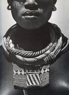 Africa Jean Broster & Alice Mertens: The tribal people of the Transkei'. African Jewelry, Tribal Jewelry, Beaded Jewelry, Jewellery, African Beauty, African Fashion, Afro, Xhosa, Tribal People