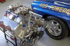 Chevrolet 409 advertisments - Google Search
