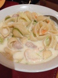 cessy08 wrote a new post, Chicken sopas recipe, on the site What's In My Kitchen?