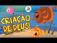 DEUS CRIOU OS PEIXES - 3PALAVRINHAS - VOLUME 1 - YouTube