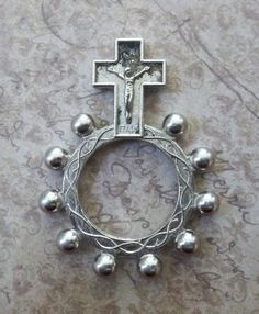 Rosary Ring Wwii