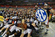 Auburn - SEC Champs 2013