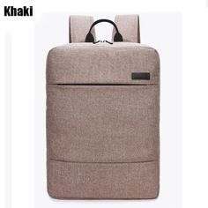 15.6inch Laptop Oxford Men Backpack Business Travel Backpack Handbag - US$29.73
