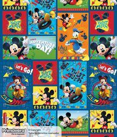 Papel Regalo Mickey Mouse 1-18-955 http://envoltura.papelesprimavera.com/product/papel-regalo-mickey-mouse-1-18-955/