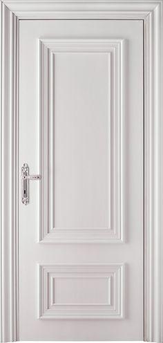 Межкомнатная дверь PRIMA P Bianco