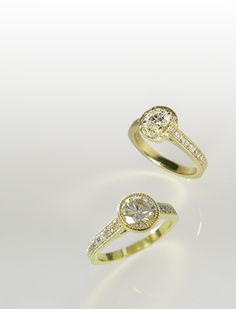 IMAI kuniko KYOTO ---幸 fortunate ---#Ring #diamond #jewelry