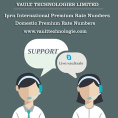 Make an impression with a Premium Rate Phone Number to show that you operate nationwide in your country-#Vaulttechnologies