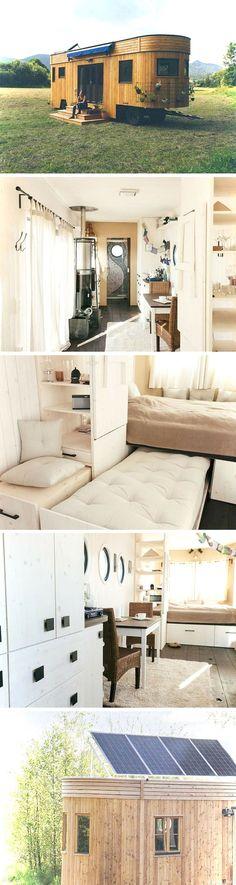 72 awesome tiny house interior ideas