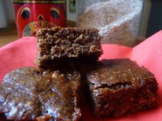 Traditional Bonfire Night Yorkshire Parkin
