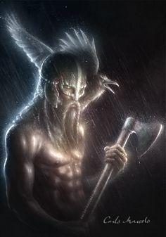 Vikings: Ragnar Hairy Breeches by Carlo-Marcelo on DeviantArt