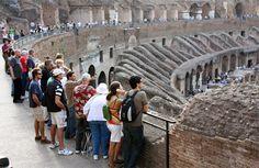 Colosseum, Rome, Italy #Tours4Fun