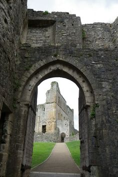 Chepstow Castle, located in Chepstow, Monmouthshire in Wales- Visitable