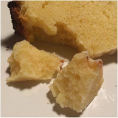 Bundt Cake de Limón {Alma Obregón}