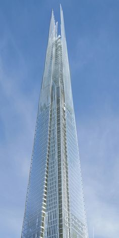 The Shard by Renzo Piano