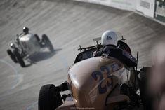 Buick Indy Racer  Indianapolis in Oerlikon, Switzerland: an 80 year old race car on a 100 year old race track. [Lowtech Photography]