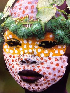 Tribal Decoration from Africa - the most beautiful one I think :)