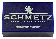 Sewing Machine Needles 41247: Schmetz A100-Den-110 Jeans Denim Sewing Machine Needles 130 705H-J Size 110 18 -> BUY IT NOW ONLY: $70 on eBay!