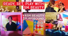 SM Beauty continues to give you the best and latest in the beauty department to let you discover A NEW YOU this Whether an eye-catching eyeshadow, a fuller natural brows, or perfectly plump a… Vmv Hypoallergenics, Passion Music, Latest Makeup Trends, Natural Brows, The Beauty Department, Beauty Sale, Happy Skin, New You, Celebrity Makeup