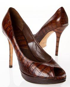 Dior Heels @Michelle Coleman-HERS