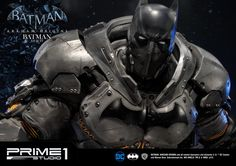 Batman XE Suit - Prime 1 Studio, André Yamaguchi on ArtStation at https://www.artstation.com/artwork/k3aAz