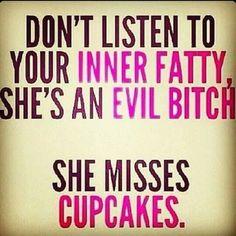 Mmmm cupcakes haha