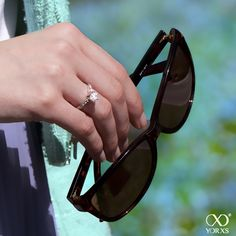 There is nothing more beautiful than a diamond in the sun light! Create your own diamond jewellery at Yorxs! #Yorxs #Diamantschmuck