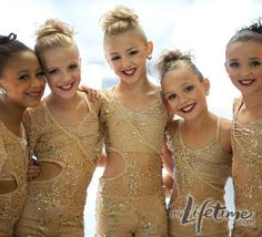 Dance Moms! I don't care much for the mom drama, but these little girls are so talented!