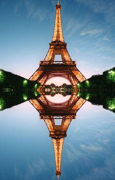 Magic Eiffel Tour #Paris #France