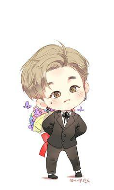 215 best ikon fan art images in 2019 Kim Jinhwan, Chanwoo Ikon, Hanbin, Anime Chibi, Kawaii Anime, Bobby, Infinite Art, Winner Ikon, Ikon Debut