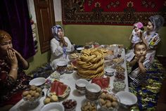 """fotojournalismus: """" The Daily Life of the Uyghurs in Kashgar (July/August China's Muslim Uyghur ethnic group faces cultural and religious restrictions by the Chinese government. Fotojournalismus, Reportage Photography, Central Asia, Muslim, China, Life, Vivian Maier, Food, Silk Road"""