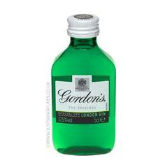 Gordons London Dry Gin Miniature